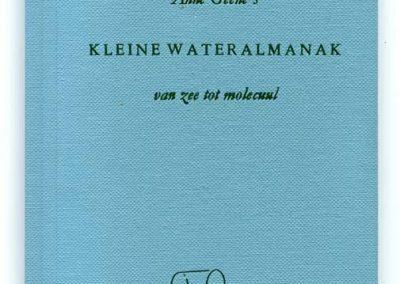 nne Geene's Little Water Almanac (book cover)