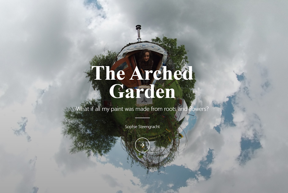 The Arched Garden
